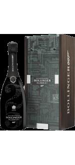 CHAMPAGNER BOLLINGER - GESCHENKBOX JAMES BOND 007 - JAHRGANG 2011