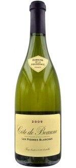 BLANC - LES PIERRES BLANCHES 2012 - DOMAINE DE LA VOUGERAIE (Frankreich - wein Burgund - Côte de Beaune AOC - Weißwein - 0,75 L)