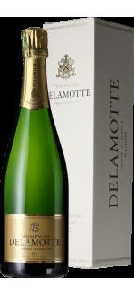 CHAMPAGNER DELAMOTTE - BLANC DE BLANCS - JAHRGANG 2012 - EN ETUI