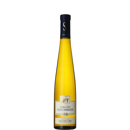 DEMI FLASCHE RIESLING GRAND CRU SAERING 2017 - DOMAINE SCHLUMBERGER