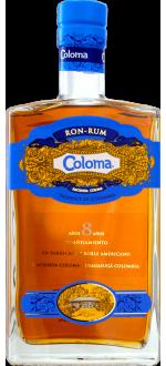 RUM COLOMA 8 JAHRE