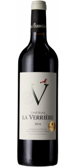 CHATEAU LA VERRIERE 2016