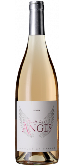 OLD VINES ROSE 2019 - VILLA DES ANGES - JEFF CARREL