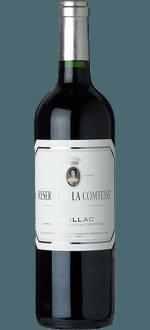 RESERVE DE LA COMTESSE 2015 - ZWEITWEIN CHATEAU PICHON LONGUEVILLE COMTESSE DE LALANDE