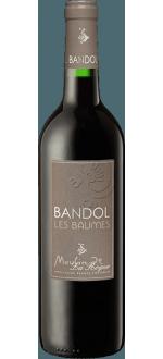 BANDOL LES BAUMES ROUGE 2016 - MOULIN DE LA ROQUE