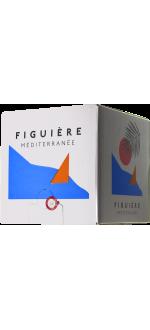 BAG-IN-BOX 5L - WEINSCHLAUCH - MEDITERRANEE 2019 - FIGUIERE