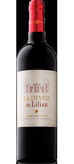 LA DEVISE DE LILIAN 2017 - ZWEITWEIN CHATEAU LILIAN-LADOUYS