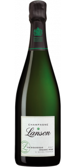 CHAMPAGNER LANSON - GREEN LABEL BIO