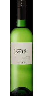 PONT DE CAYLUS BLANC 2018 - ALMA CERSIUS