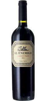 CABERNET FRANC 2016 - EL ENEMIGO