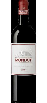 MONDOT 2016 - ZWEITWEIN CHATEAU TROPLONG MONDOT
