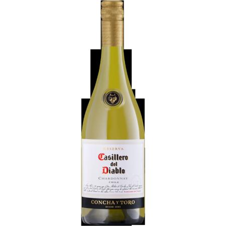 CHARDONNAY 2019 - CASILLERO DEL DIABLO - CONCHA Y TORO