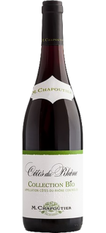 COTES-DU-RHONE COLLECTION BIO 2019 - M. CHAPOUTIER