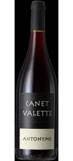 ANTONYME 2019 - DOMAINE CANET VALETTE
