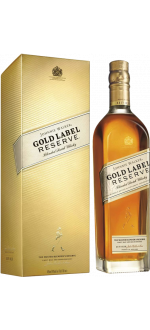 JOHNNIE WALKER - GOLD LABEL RESERVE - MIT ETUI