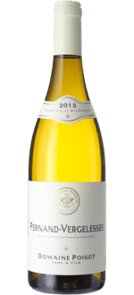 PERNAND VERGELESSES BLANC 2018 - DOMAINE POISOT