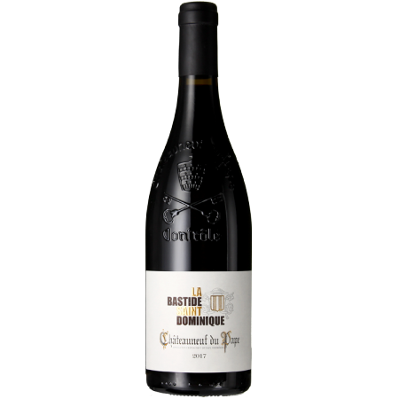 CHATEAUNEUF DU PAPE 2018 - LA BASTIDE SAINT DOMINIQUE