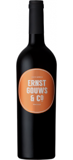 PINOTAGE 2017 -ERNST GOUWS & CO