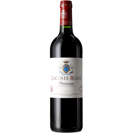 LACOSTE BORIE 2015 - ZWEITWEIN CHATEAU GRAND-PUY-LACOSTE
