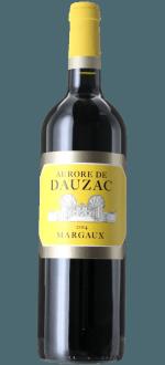 AURORE DE DAUZAC 2017 - ZWEITWEIN CHATEAU DAUZAC