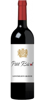 PETIT BECOT 2014 - ZWEITWEIN CHATEAU BEAU-SEJOUR BECOT