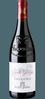 VACQUEYRAS - GRANDE GARRIGUE 2017 - ALAIN JAUME