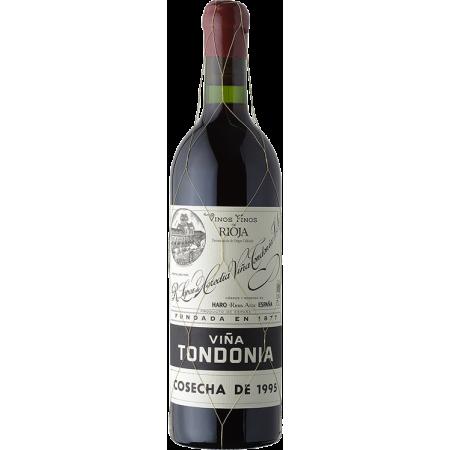 VIÑA TONDONIA GRAN RESERVA ROUGE 1995 - LÓPEZ DE HEREDIA