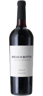 CABERNET SAUVIGNON 2018 - BREAD AND BUTTER