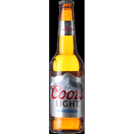 COORS LIGHT 33CL