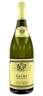 GIVRY BLANC 2013 - LOUIS JADOT (Frankreich - wein Burgund - Givry AOC - Weißwein - 0,75 L)