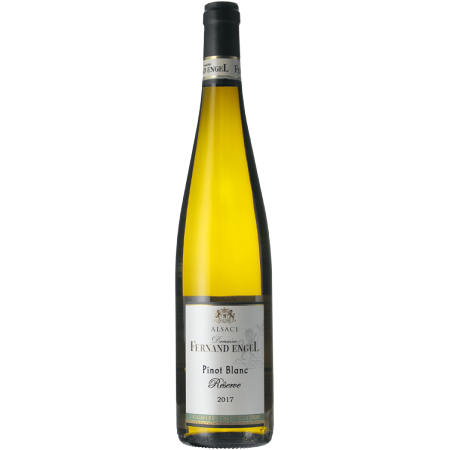 PINOT BLANC RESERVE 2018 - DOMAINE FERNAND ENGEL