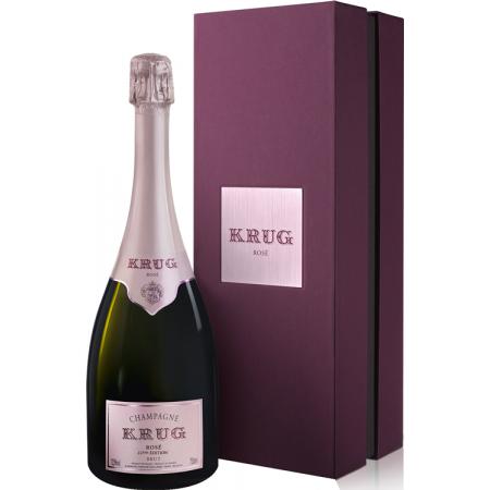 KRUG ROSE - PRESTIGE GESCHENKBOX 24 EME EDITION - KRUG CHAMPAGNER