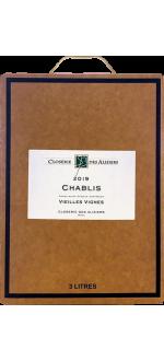 BIB 3L - CHABLIS VIEILLES VIGNES 2019 - CLOSERIE DES ALISIERS