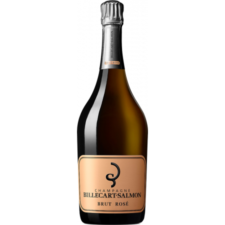 CHAMPAGNER BILLECART SALMON - BRUT ROSE - MAGNUM