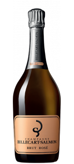 CHAMPAGNER BILLECART SALMON - BRUT ROSE
