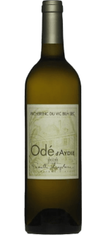 ODE D'AYDIE PACHERENC DU VIC BILH SEC 2017 - CHATEAU D'AYDIE