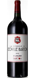 MAGNUM LA RESERVE DE LEOVILLE BARTON 2016 - ZWEITWEIN CHATEAU LEOVILLE BARTON