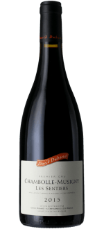 CHAMBOLLE MUSIGNY 1ER CRU - LES SENTIERS 2018 - DUBAND DAVID