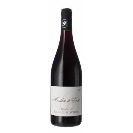 MOULIN A VENT BIO 2019 - DOMAINE RICHARD ROTTIERS