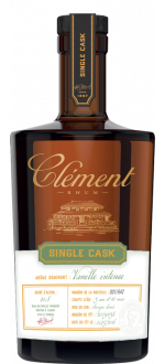 RUM CLÉMENT - SINGLE CASK VANILLE INTENSE