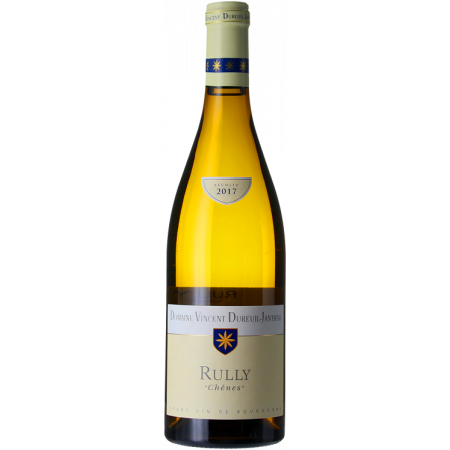 RULLY - CHÊNE 2018 - DOMAINE DUREUIL-JANTHIAL