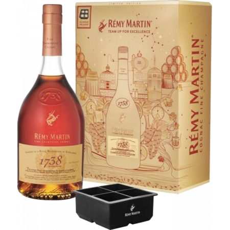 REMY MARTIN 1738 - LIMITED EDITION ICE MOLD