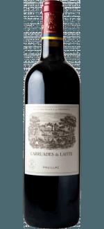 CARRUADES DE LAFITE 2015 - ZWEITWEIN CHATEAU LAFITE ROTHSCHILD