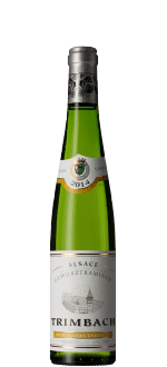 DEMI FLASCHE - GEWURZTRAMINER VENDANGES TARDIVES 2017 - DOMAINE TRIMBACH