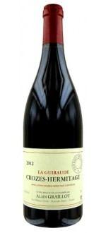LA GUIRAUDE 2012 - DOMAINE ALAIN GRAILLOT (Frankreich - Wein Rhone - Crozes-Hermitage AOC - Wein Rot - 0,75 L)