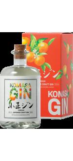 GIN KOMASA - KOMIKAN - MIT ETUI