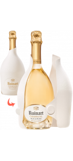 CHAMPAGNER RUINART - BLANC DE BLANCS - SECOND SKIN