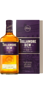 SPECIAL RESERVE 12 JAHRE - TULLAMORE DEW