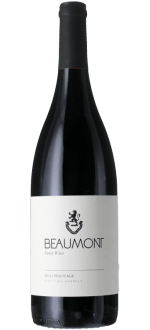 PINOTAGE 2017 - BEAUMONT WINES