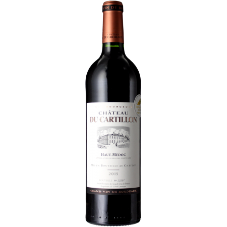 CHATEAU DU CARTILLON 2016 - CRU BOURGEOIS